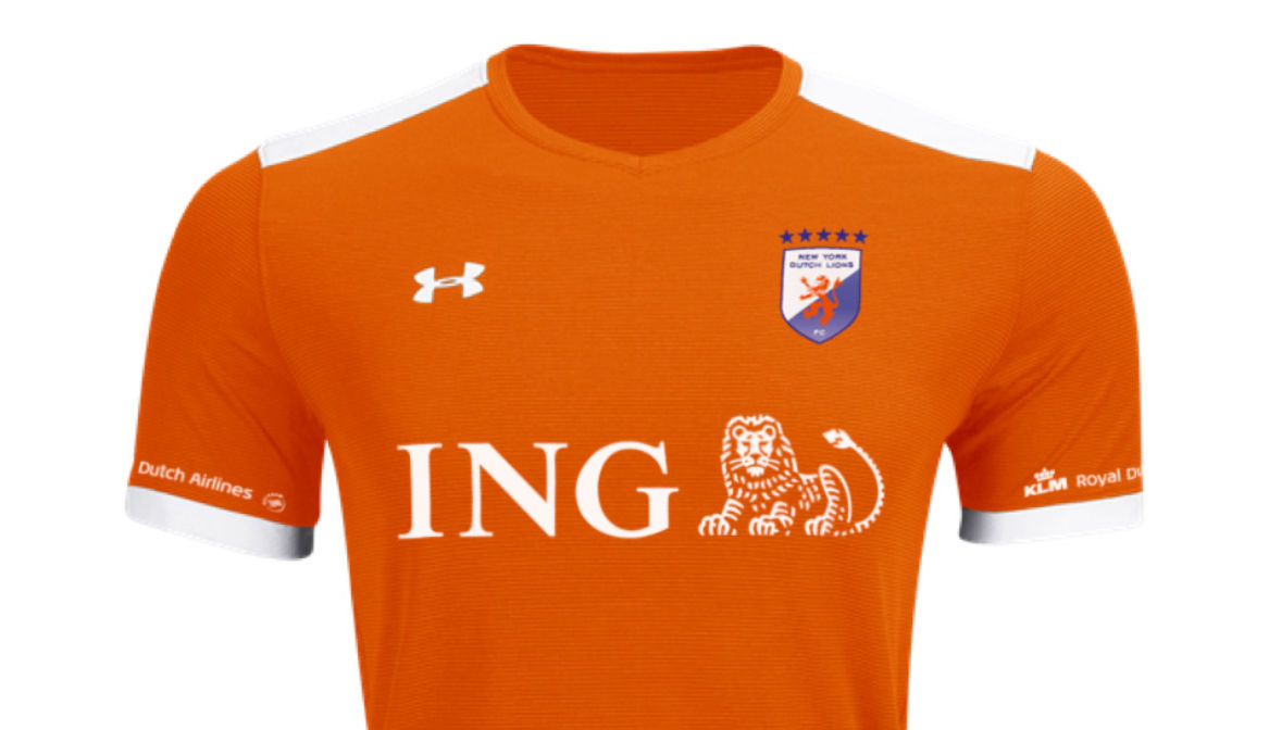NYDL FC unveils 2017 game jersey